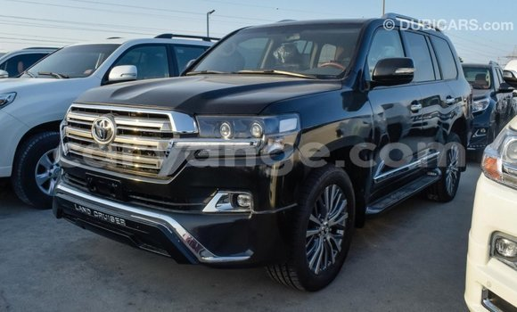 Buy Import Toyota Land Cruiser Black Car in Import - Dubai in Namibia