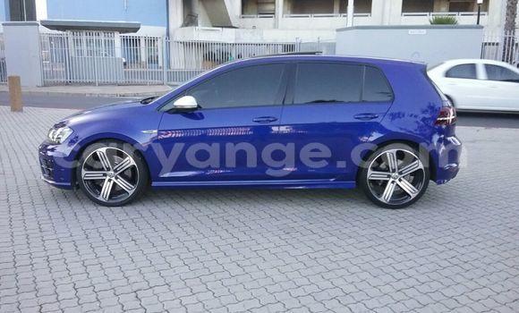 Buy Used Volkswagen Golf Blue Car in Walvis Bay in Namibia