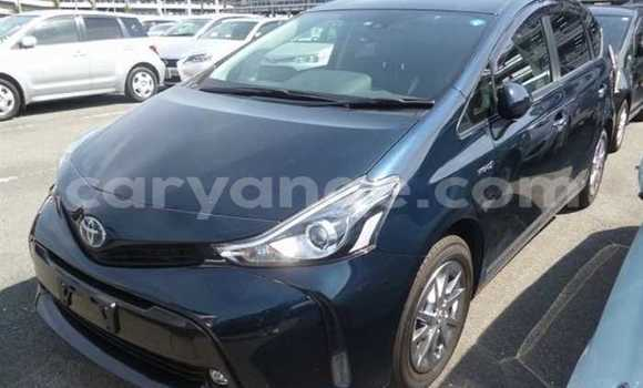 Buy Used Toyota Prius Alpha Black Car in Ongandjera in Omusati