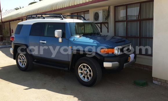 Buy Used Toyota FJ Cruiser Blue Car in Swakopmund in Namibia