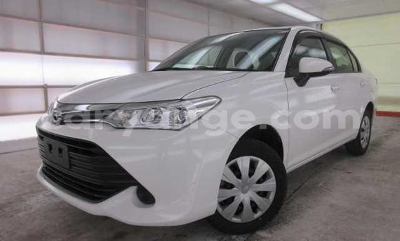 Buy Used Toyota Axio White Car in Ongandjera in Omusati
