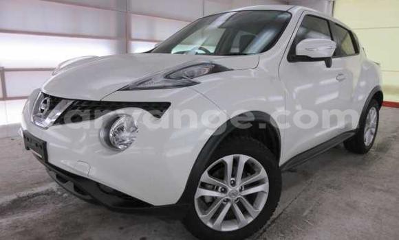 Buy Used Nissan Juke White Car in Maltahohe in Hardap