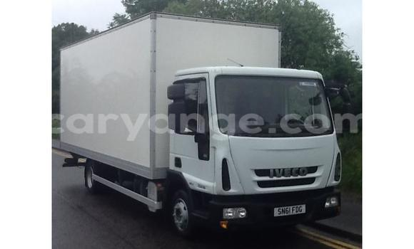 Buy Used Iveco Cargo White Truck in Windhoek in Namibia