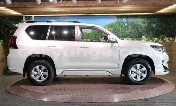 Buy Used Toyota Land Cruiser Prado White Car in Ongandjera in Omusati