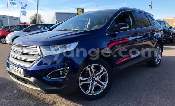 Buy Used Ford Edge Blue Car in Oshikango in Ohangwena