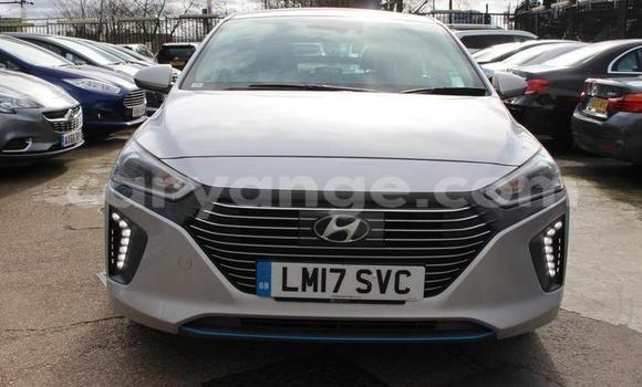 Buy Used Hyundai IONIQ Silver Car in Windhoek in Namibia