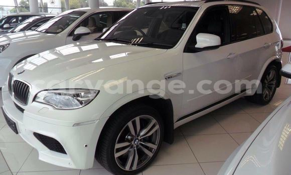 Buy Used BMW X5 White Car in Windhoek in Namibia