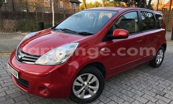 Buy Used Nissan Note Red Car in Aranos in Hardap