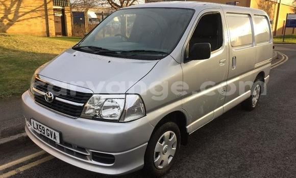 Buy Used Toyota Hiace Silver Car in Keetmanshoop in Namibia