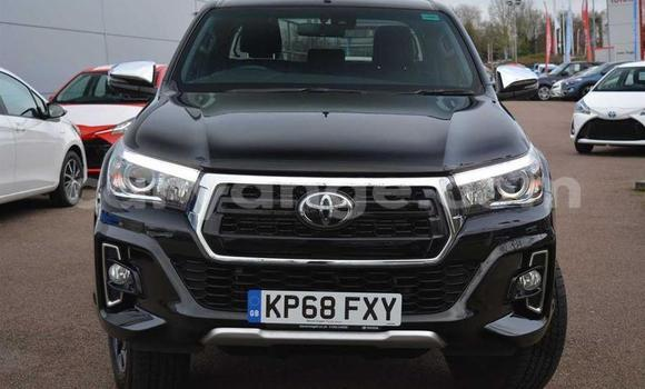 Buy Used Toyota Hilux Black Car in Gobabis in Omaheke