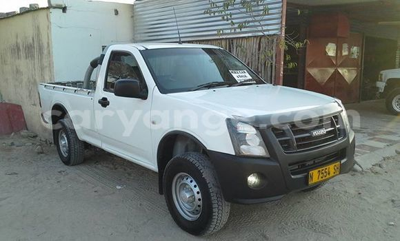 Buy New Isuzu D–MAX Black Car in Windhoek in Namibia