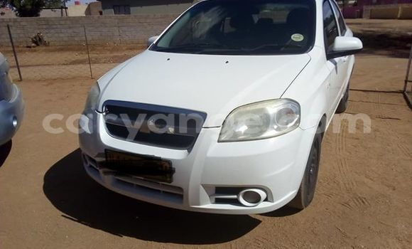 Buy Used Chevrolet Aveo White Car in Windhoek in Namibia