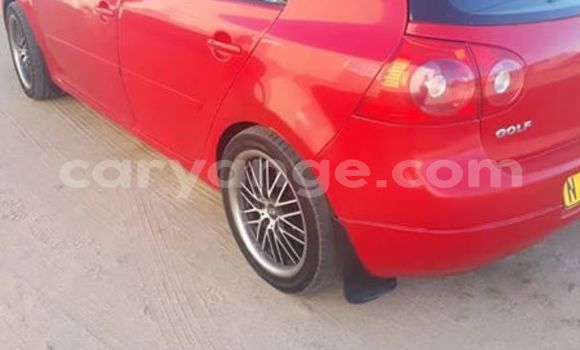 Buy Used Volkswagen Golf Red Car in Walvis Bay in Namibia