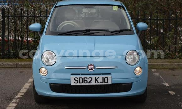 Buy Used Fiat 500 Blue Car in Usakos in Erongo