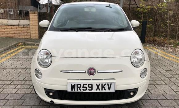 Buy Used Fiat 500 White Car in Rehoboth in Hardap