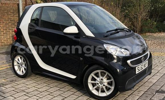 Buy Used Smart Fortwo Black Car in Karibib in Erongo