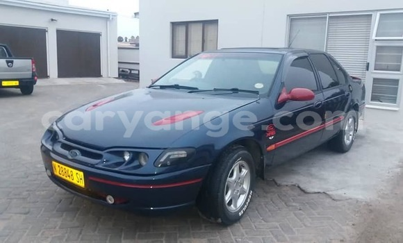 Buy Used Ford Falcon Black Car in Walvis Bay in Namibia