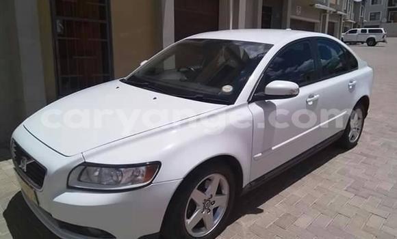 Buy Used Volvo S40 White Car in Windhoek in Namibia