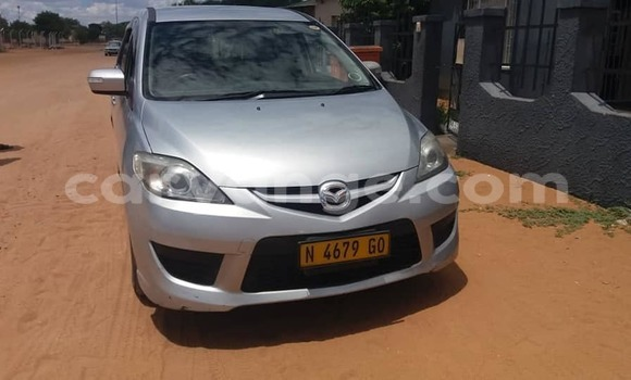 Buy Used Mazda Mazda 2 Silver Car in Windhoek in Namibia
