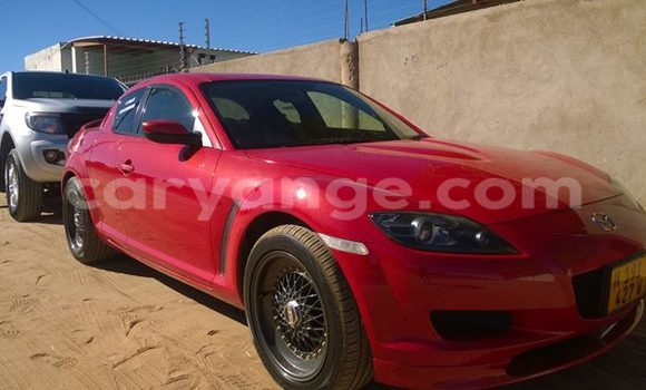 Buy Used Mazda RX–8 Black Car in Windhoek in Namibia