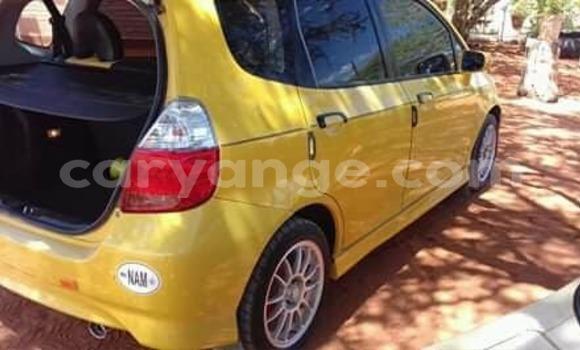 Buy Used Honda Jazz Other Car in Windhoek in Namibia