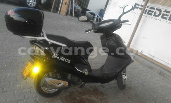 Buy Used Piaggio HEXAGON Black Bike in Windhoek in Namibia