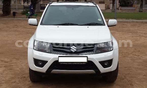 Buy Used Suzuki Grand Vitara White Car in Walvis Bay in Namibia
