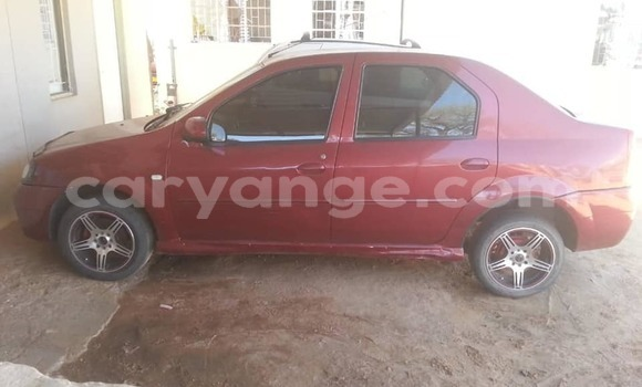 Buy Used Renault Logan Red Car in Rehoboth in Hardap