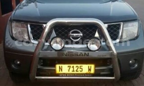 Buy Used Nissan Pathfinder Black Car in Windhoek in Namibia