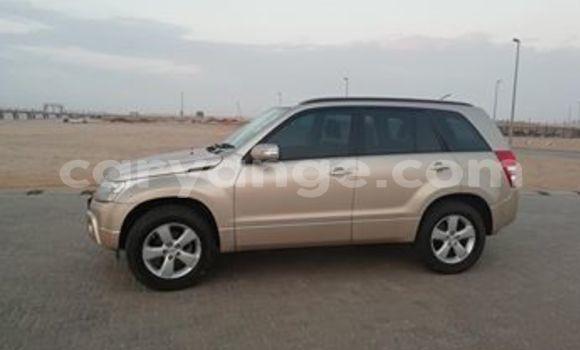 Buy Used Suzuki Grand Vitara Beige Car in Windhoek in Namibia