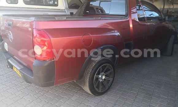 Buy Used Opel Corsa Red Car in Windhoek in Namibia