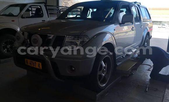 Buy Used Nissan Navara Silver Car in Windhoek in Namibia