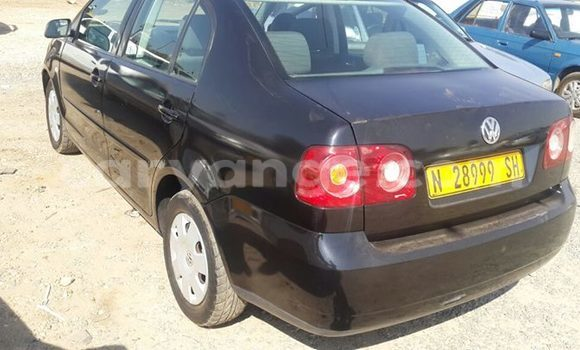 Buy New Volkswagen Polo Black Car in Windhoek in Namibia