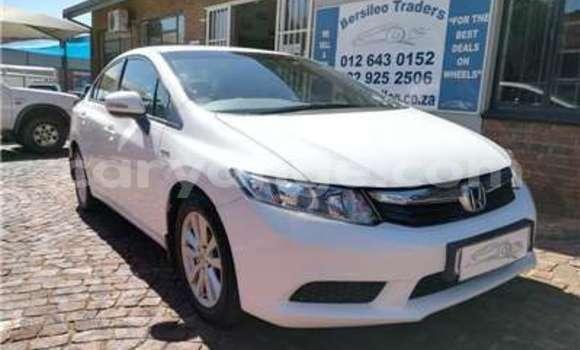 Buy Used Honda Civic White Car in Karasburg in Karas
