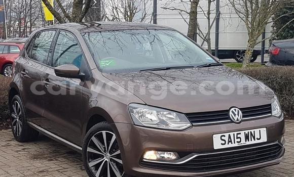 Buy Used Volkswagen Polo Brown Car in Karasburg in Karas