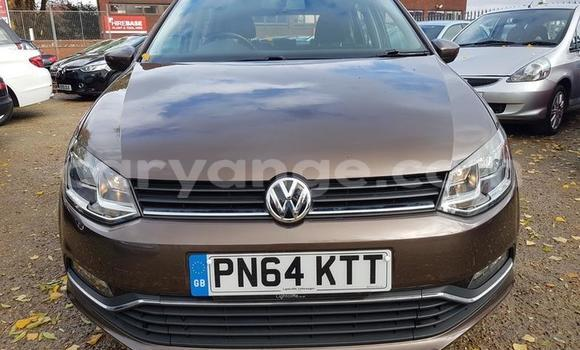 Buy Used Volkswagen Polo Brown Car in Karibib in Erongo