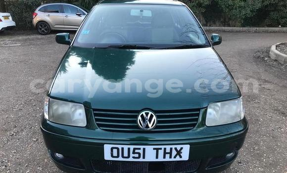 Buy Used Volkswagen Polo Green Car in Windhoek in Namibia