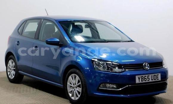 Buy Used Volkswagen Polo Blue Car in Omaruru in Erongo