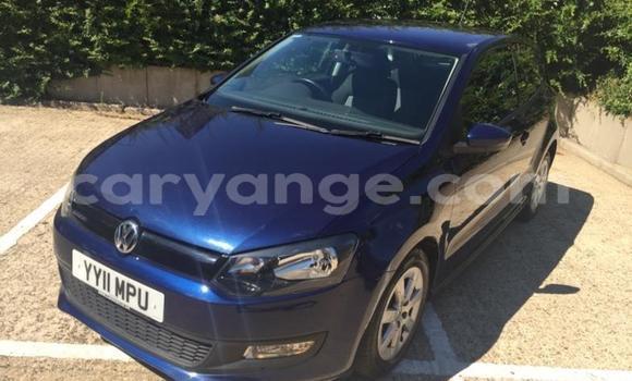 Buy Used Volkswagen Polo Blue Car in Walvis Bay in Namibia