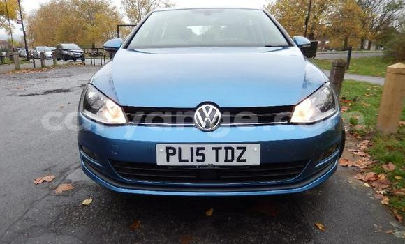 Buy Used Volkswagen Golf Blue Car in Aranos in Hardap