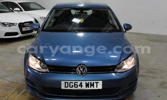 Buy Used Volkswagen Golf Blue Car in Gobabis in Omaheke