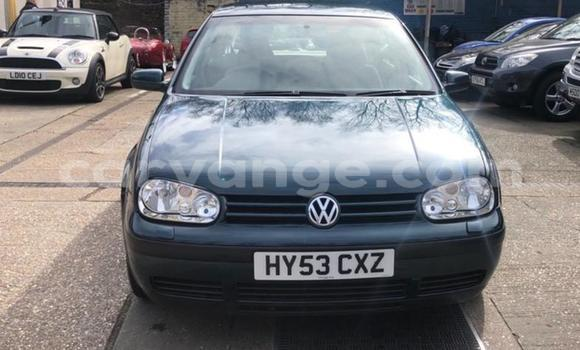 Buy Used Volkswagen Golf Green Car in Karasburg in Karas