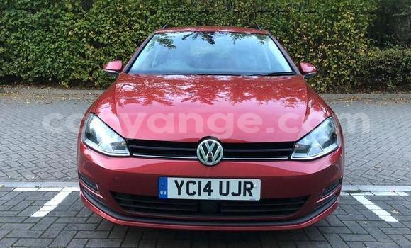 Buy Used Volkswagen Golf Red Car in Kuisebmond in Erongo