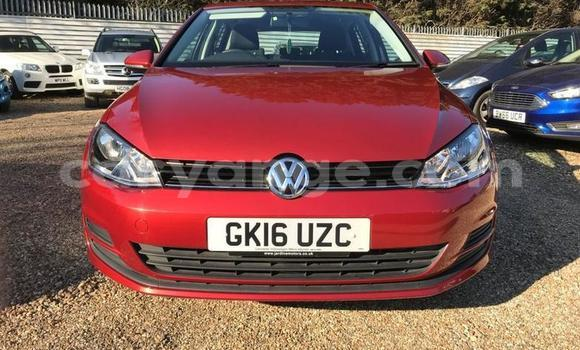 Buy Used Volkswagen Golf Red Car in Mariental in Namibia