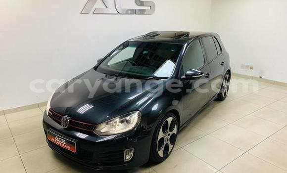 Buy Used Volkswagen Golf GTI Black Car in Windhoek in Namibia