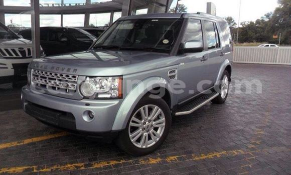 Buy Used Land Rover Discovery Blue Car in Windhoek in Namibia