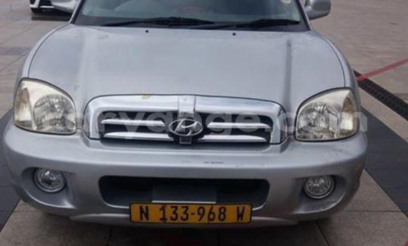 Buy Used Hyundai Santa Fe Silver Car in Windhoek in Namibia