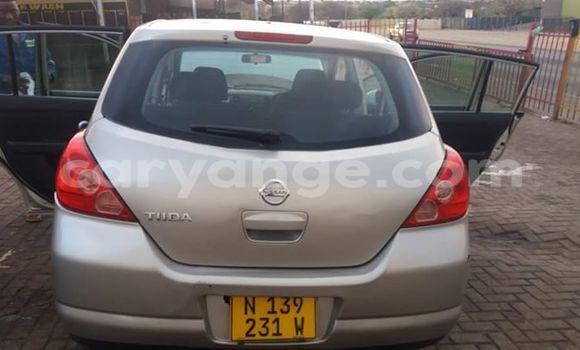 Buy Used Nissan Tiida Silver Car in Windhoek in Namibia