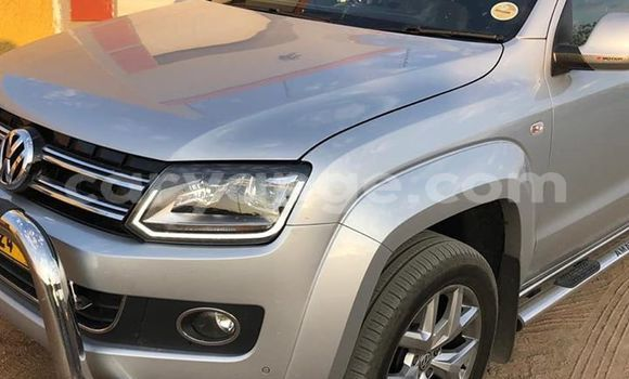 Buy Used Volkswagen Amarok Silver Car in Okahandja in Namibia