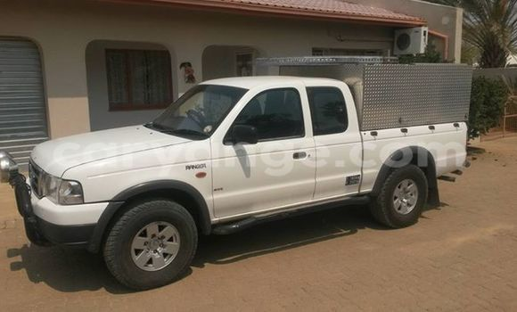 Buy New Ford Ranger Black Car in Windhoek in Namibia